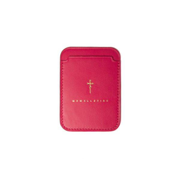Phone Cardholder pink