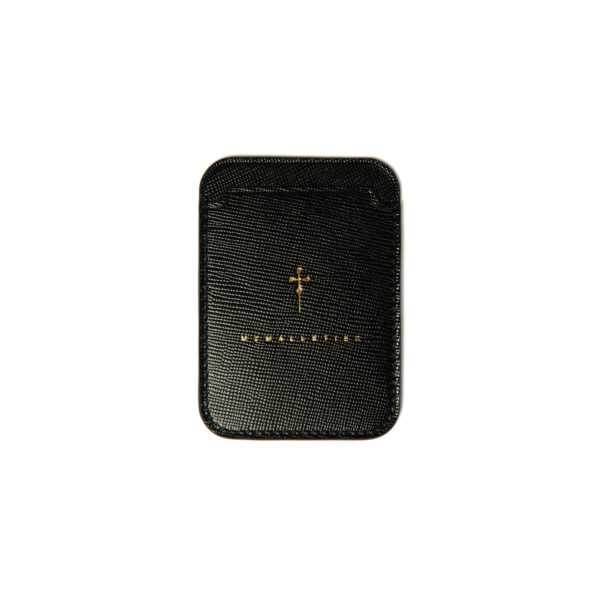 Phone Cardholder Black