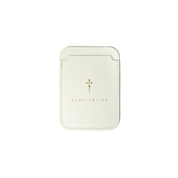Phone Cardholder white